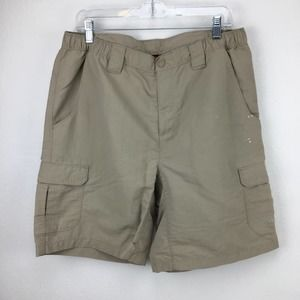 Men's The North Face Tan Painted Shorts Work CE9F